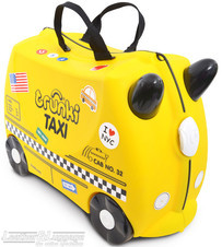 Trunki ride-on suitcase 0263 TONY TAXI