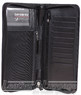 Samsonite RFID leather travel wallet 59759 BLACK