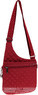 Hedgren Diamond Touch handbag LIZA HDIT09 BULL RED - 1