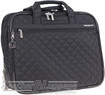 Hedgren Diamond Touch rolling briefcase CINDY HDIT11 BLACK