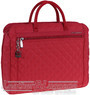 Hedgren Diamond Touch briefcase PAULINE HDIT01 BULL RED
