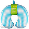 Korjo Squinchy neck pillow SQ006 Blue stripe