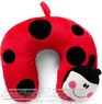 Korjo Squinchy kids neck pillow SQKL Ladybug