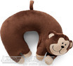 Korjo Squinchy kids neck pillow SQKM Monkey