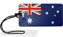 Global Australian flag luggage tag 16LTG247MX