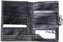 Cellini ladies leather purse TA1107 BLACK