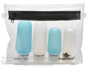 Eagle Creek Silicone travel bottle set of 4 EC41262147