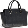 Morrissey Leather handbag MO1725 BLACK
