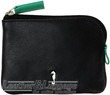 Things Terrific coin purse HOLI Black