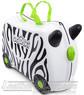 Trunki ride-on suitcase 0264 ZEBRA ZIMBA