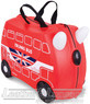 Trunki ride-on suitcase 0186 BORIS BUS