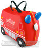 Trunki ride-on suitcase 0254 FRANK FIRE ENGINE
