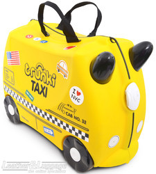 Trunki ride-on suitcase 0263 TONY TAXI
