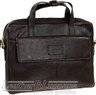Hidesign leather briefcase LUIS BROWN