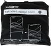 Samsonite foldable luggage cover (medium) 57548 BLACK