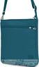 Pacsafe CITYSAFE CS175 anti-theft RFID safe shoulder bag 20220613 Teal
