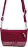 Pacsafe CITYSAFE CS25 Anti-theft RFID safe handbag 20195310 Cranberry.