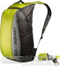Sea to Summit Travelling Light folding backpack LIME