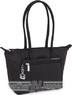 Hedgren Inner city tote handbag MEAGAN IC410M BLACK
