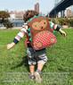 Skip Hop Zoo friends backpack HEDGEHOG - 2