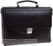 Things Terrific Leather briefcase SOHO Clove Brown