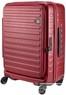 Lojel Cubo 78cm Hardside Suitcase BUGUNDY CU78