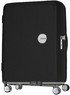 American Tourister Curio expandable 4W spinner 80cm BLACK