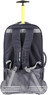 High Sierra composite V3 wheeled duffle with backpack straps 76cm 87275 NAVY / YELLOW - 3