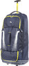 High Sierra composite V3 wheeled duffle with backpack straps 84cm 87276 NAVY / YELLOW - 1
