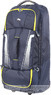 High Sierra composite V3 wheeled duffle with backpack straps 84cm 87276 NAVY / YELLOW