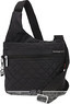 Hedgren Diamond Touch handbag LIZA HDIT09 BLACK