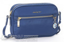 Hedgren Charm small crossover handbag SPARK HCHM01 Nautical Blue