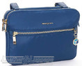 Hedgren Charm crossover handbag ATTRACTION HCHM02 Nautical Blue