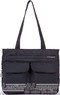 Hedgren Inner city tote 13'' CAJA IC405 BLACK