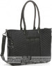 Hedgren Crystal tote bag QUARTZ HCRYS07 BLACK