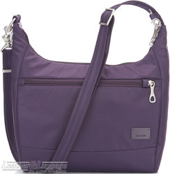 Pacsafe CITYSAFE CS100 Anti-theft RFID safe handbag 20210629 Mulberry
