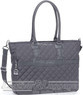 Hedgren Diamond Touch laptop tote ANDREIA HDIT29 PERISCOPE GREY
