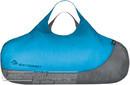 Sea to Summit Ultra-Sil folding duffle bag SEA BLUE