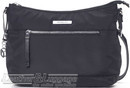 Hedgren Aura crossover handbag GLEAM Medium HAUR01M Black