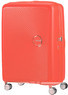 American Tourister Curio expandable 4W spinner 69cm PEACH