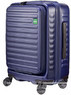 Lojel Cubo 54cm Hardside cabin laptop Suitcase LJCU54 NAVY