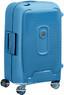 Delsey Moncey 4W hardshell 55cm BLUE