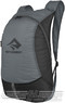 Sea to Summit Ultra-Sil folding backpack (AUDPBK) BLACK / GREY