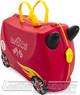 Trunki ride-on suitcase 0321 ROCCO RACE CAR