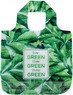 AT folding shopping bag 11LG Live Green