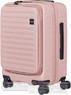 Lojel Cubo 54cm Hardside cabin laptop Suitcase LJCU54 ROSE