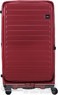 Lojel Cubo  FIT Hardside Top opening suitcase LJCUF76 BURGUNDY RED