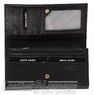 Pierre Cardin Ladies leather wallet 8785 BLACK