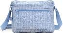 Hedgren Inner city handbag EYE IC176 with RFID pocket CRAFT BLUE