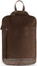 Gabee Emma leather backpack large LW52717 Chocolate
